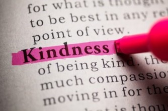 kindness highlighted